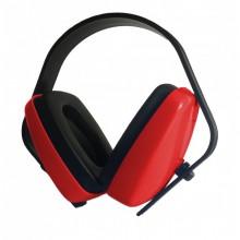 Protector auditivo económico de tipo orejera