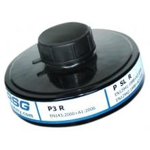 Filtro VISPRO P3 D R contra partículas, humos, neblinas y microorganismos.