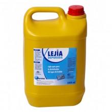 Lejía depurada (5 litros)
