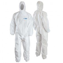 Buzo de protección química tipo 5/6 RSG BP100