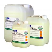 Detergente específico para limpieza de la madera y el parquet