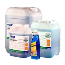 Detergent amoniacal multiusos