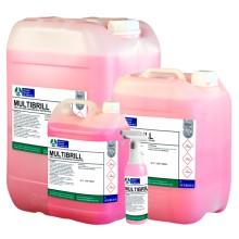 Abrillantador - Limpiador multisuperficies -Antiestático