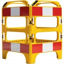Valla plegable Safegate