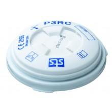 Filtro SHIGEMATSU P3RC contra partículas y microorganismos