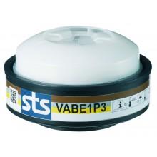 Filtro SHIGEMATSU VA1P3 contra vapores orgánicos + partículas