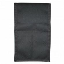 Funda de nylon de doble bolsillo para cutters de seguridad