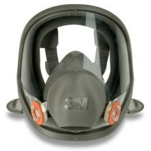 Mascara antigás 3M Serie 6000