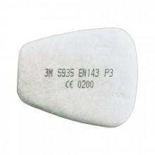Filtro 3M 5911 cantra partículas P1 R