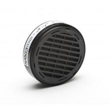 Filtro KASCO ZP3 contra partículas, polvo, neblinas y microorganismos.