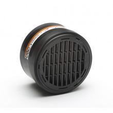 Filtro KASCO ZA2P3 R contra vapores orgánicos con punto de ebullición superior a 65ºC y partículas.