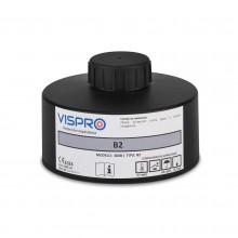 Filtro VISPRO 300B2 contra gases y vapores inorgánicos
