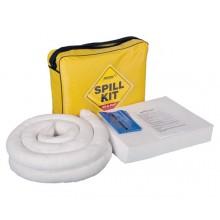 Kit de absorbentes para aceites e hidrocarburos (50 litros)