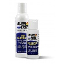 Gel para quemaduras BURN FREE (120 ml)