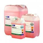 Detergentes para fregadoras